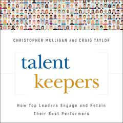 Talent Keepers by Craig Taylor audiobook
