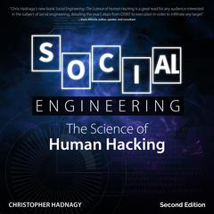 Social Engineering by Christopher Hadnagy audiobook