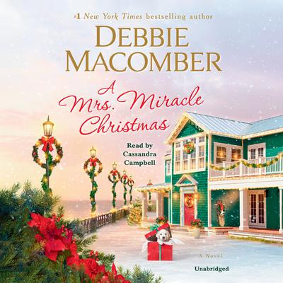 A Mrs. Miracle Christmas by Debbie Macomber audiobook