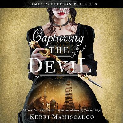 Capturing the Devil by Kerri Maniscalco audiobook