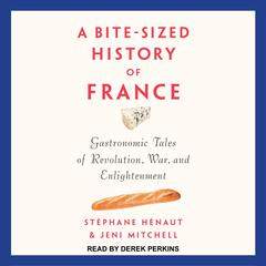 A Bite-Sized History of France by Stephane Henaut audiobook