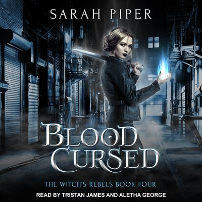 Blood Cursed by Sarah Piper audiobook