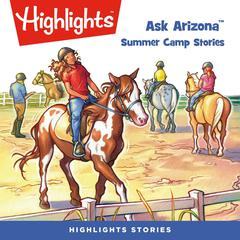 Summer Camp Stories by Lissa Rovetch audiobook