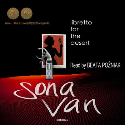 Libretto for the Desert by Sona Van audiobook