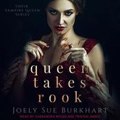 Queen Takes Rook by  Joely Sue Burkhart audiobook