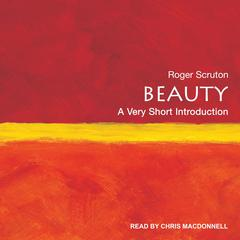Beauty by Roger Scruton audiobook