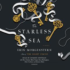 The Starless Sea by Erin Morgenstern audiobook