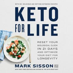 The Keto Longevity Diet by Mark Sisson audiobook