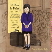 A Place to Belong by  Cynthia Kadohata audiobook