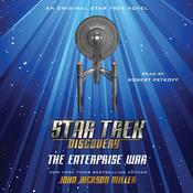 Star Trek: Discovery: The Enterprise War by  John Jackson Miller audiobook
