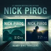 3:10 a.m. & 3:21 a.m. by  Nick Pirog audiobook