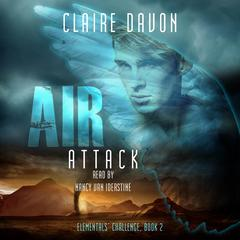Air Attack by Claire Davon audiobook