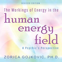 The Workings of Energy in the Human Energy Field by Zorica Gojkovic Ph.D. audiobook