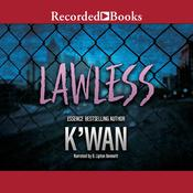 Lawless by  K'wan audiobook