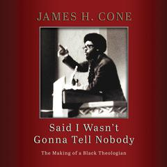 Said I Wasn't Gonna Tell Nobody by James H. Cone audiobook