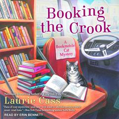 Booking the Crook by Laurie Cass audiobook