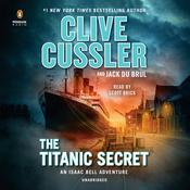The Titanic Secret<br> by  Clive Cussler audiobook