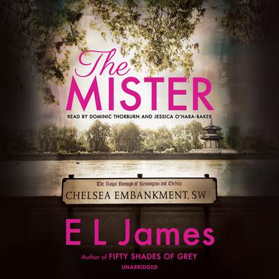 The Mister by E. L. James audiobook