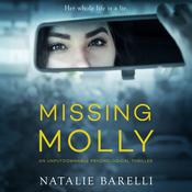 Missing Molly by  Natalie Barelli audiobook