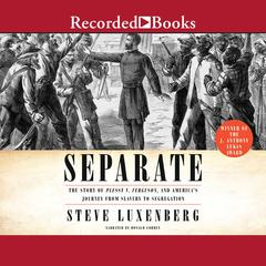 Separate by Steve Luxenberg audiobook