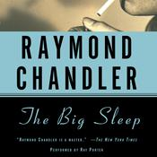 The Big Sleep by  Raymond Chandler audiobook