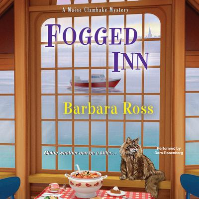Fogged Inn by Barbara Ross audiobook