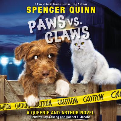 Paws vs. Claws by Spencer Quinn audiobook