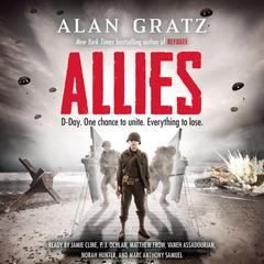 Allies by Alan Gratz audiobook