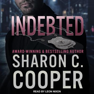 Indebted by Sharon C. Cooper audiobook