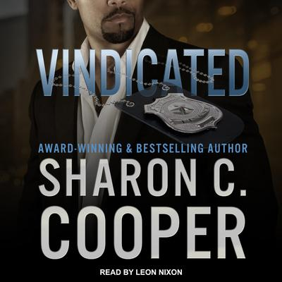 Vindicated by Sharon C. Cooper audiobook