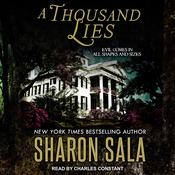 A Thousand Lies by  Sharon Sala audiobook