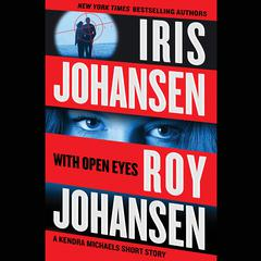 With Open Eyes by Iris Johansen audiobook