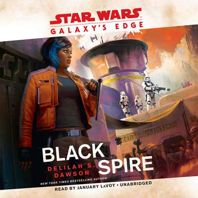 Star Wars: Black Spire by Delilah S. Dawson audiobook