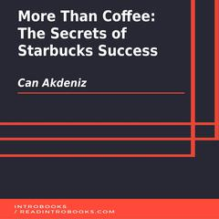 More Than Coffee by Can Akdeniz audiobook