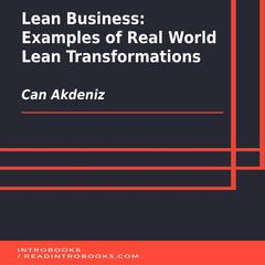 Lean Business by Can Akdeniz audiobook