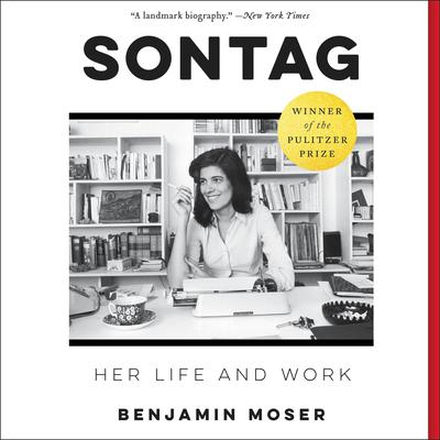 Sontag by Benjamin Moser audiobook