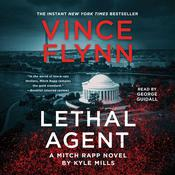 Lethal Agent by  Kyle Mills audiobook