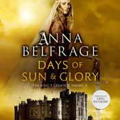 Days of Sun and Glory  by  Anna Belfrage audiobook