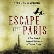 Escape from Paris by  Stephen Harding audiobook