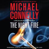 The Night Fire (Bosch & Ballard) by  Michael Connelly audiobook