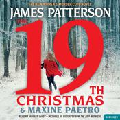 The 19th Christmas by  Maxine Paetro audiobook