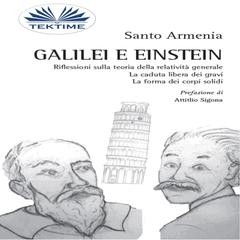 Galilei E Einstein by Santo Armenia audiobook
