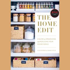 The Home Edit by Clea Shearer audiobook