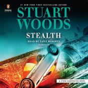 Stealth by  Stuart Woods audiobook