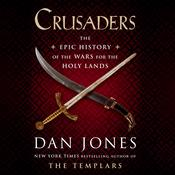Crusaders by  Dan Jones audiobook