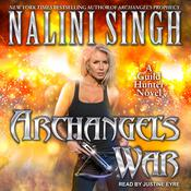 Archangel's War by  Nalini Singh audiobook