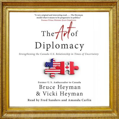 The Art of Diplomacy by Bruce Heyman audiobook