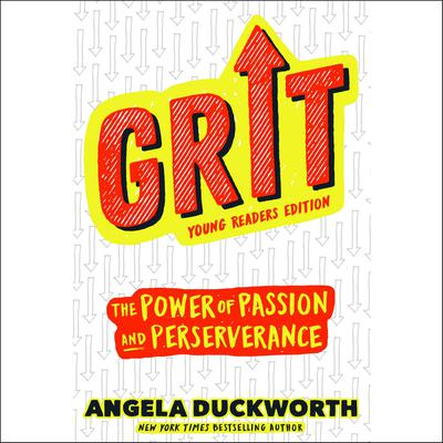 Grit by Angela Duckworth audiobook