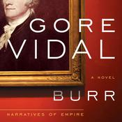 Burr by  Gore Vidal audiobook