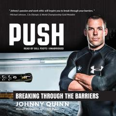 Push by Johnny Quinn audiobook